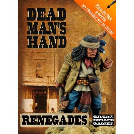 Dead Man's Hand Renegade Indians