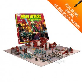 Mars Attacks - Le Jeu, par Mantic (version française Edge)