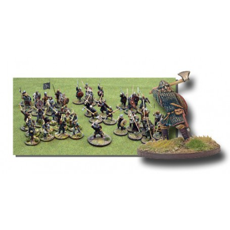 Anglo-Danish Warband (6 points)