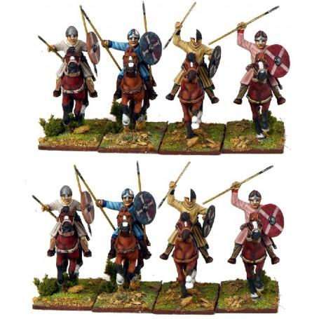 Guerriers Bretons (8 Cavaliers)