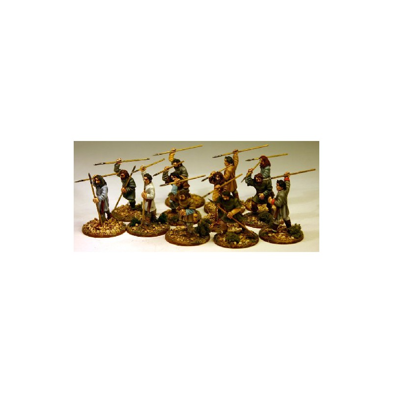 Breton Javelinmen (Levy)