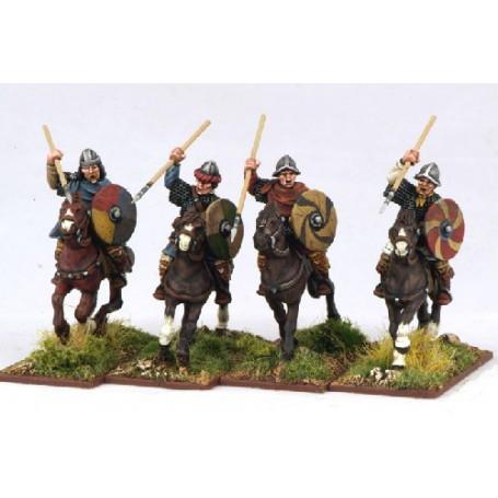 Gardes Carolingiens Montés