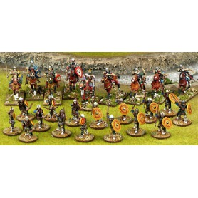 Byzantine Warband (4 points)