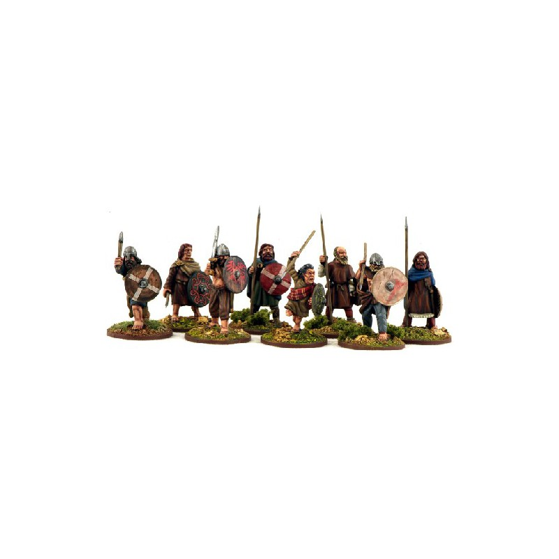 Norse Gael Warriors