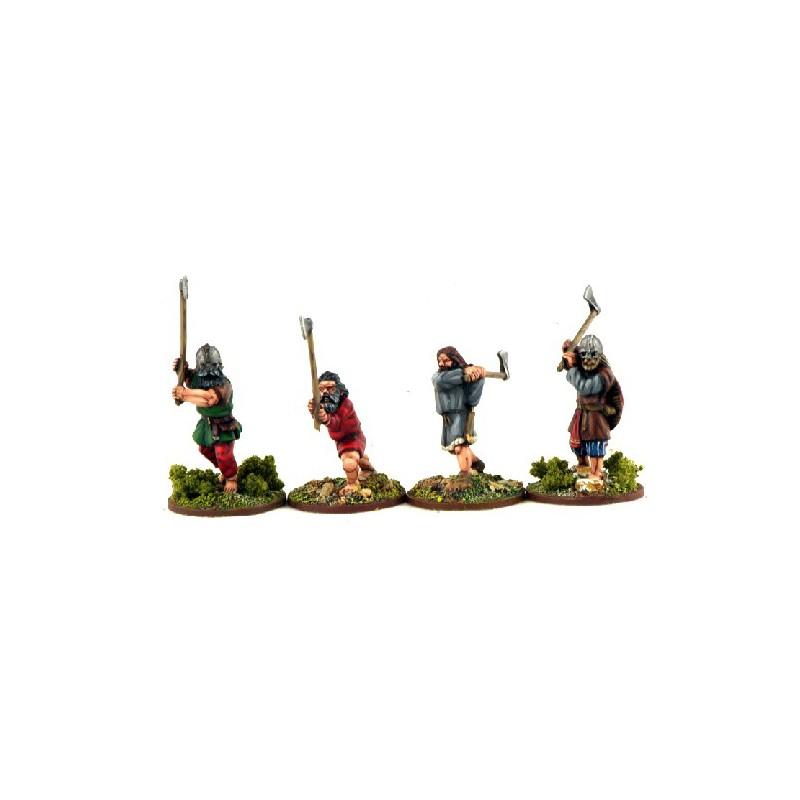 Irish Fianna (Hearthguards) (Dane Axes)