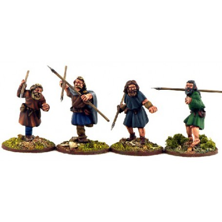 Irish Kerns (Levy) (Javelins)