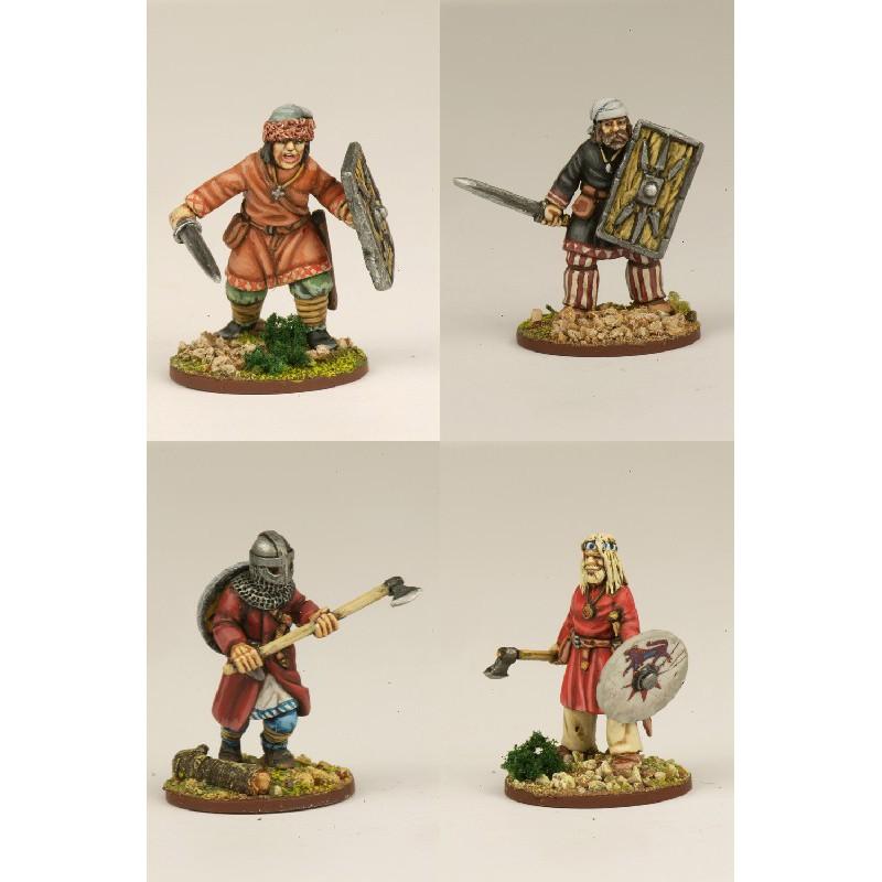 Jomsviking Dreng Two (Warriors)