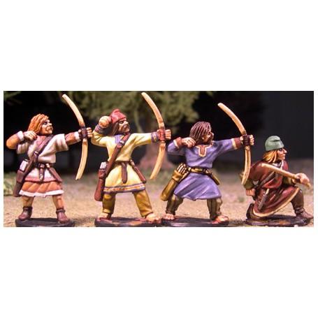 Levées Anglo-Saxonne (Arcs)