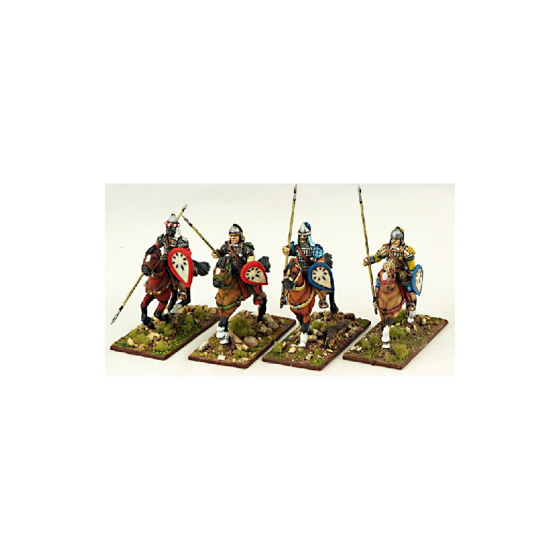 Byzantine Kavallaroi (Mounted Hearthguard Spears)