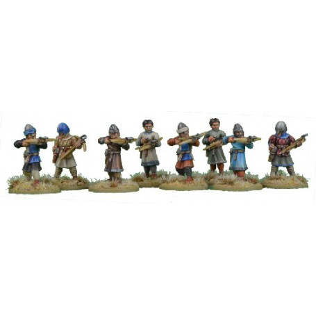 Crusader Sergeants with Crossbows (Warriors)