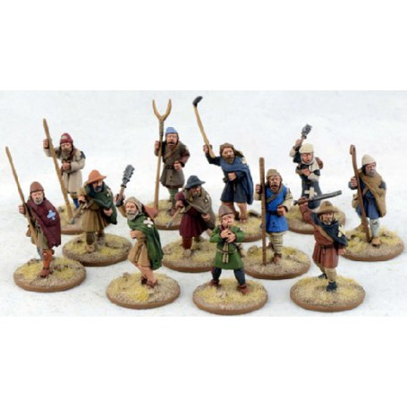 Crusader Pilgrims (Levy)