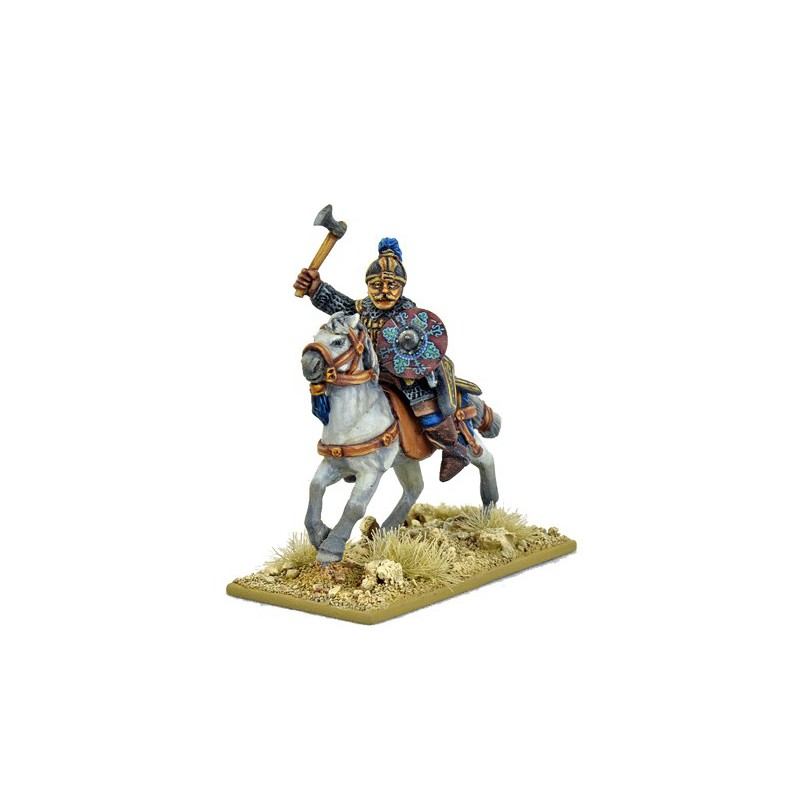 Saracen Mounted Warlord (armoured)