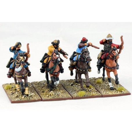 Mounted Ghulams with Bows (Hearthguards)