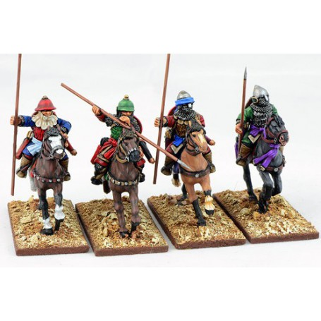 Mounted Ghulams (Hearthguards)