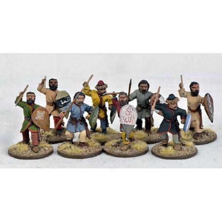 Guerriers Sarrasins