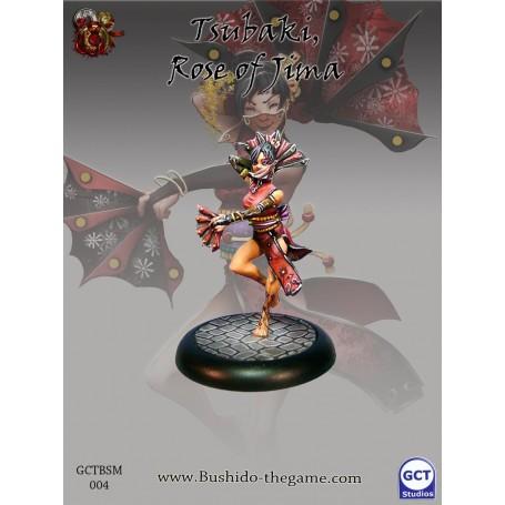 Tsubaki, Rose of Jima, Silvermoon Trade Syndicate, Bushido