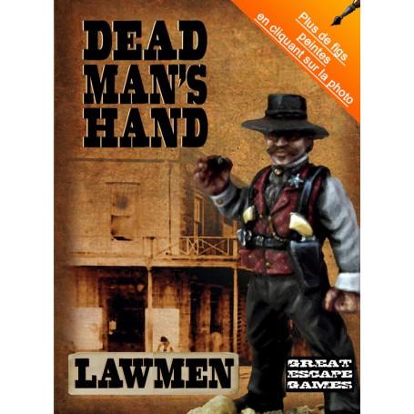 Dead Man's Hand Lawmen
