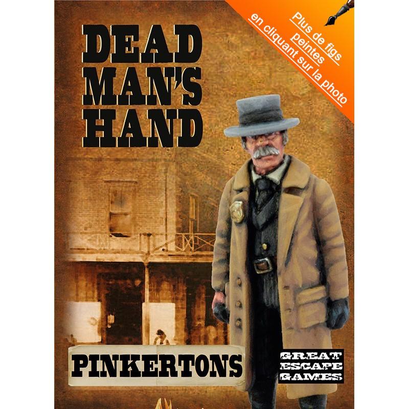 Dead Man's Hand Pinkertons