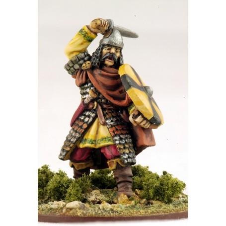 Seigneur Carolingien à Pied