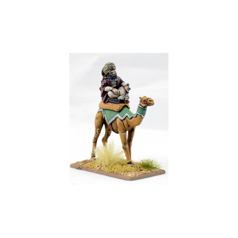 Mutatawwi'a Warlord on Camel, Saga, le croissant et la croix, par le Studio Tomahawk et gripping Beast