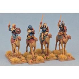 Mutatawwi'a Fanatics (HGuard) on Camels, Saga, le croissant et la croix