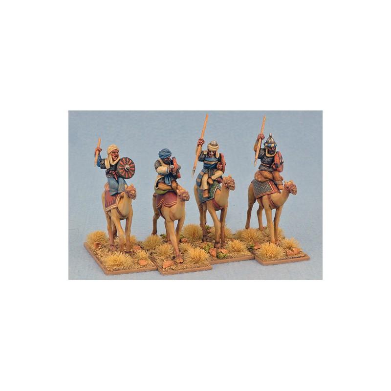 Mutatawwi'a Fanatics (HGuard) on Camels, Saga, le croissant et la croix, par le Studio Tomahawk et gripping Beast