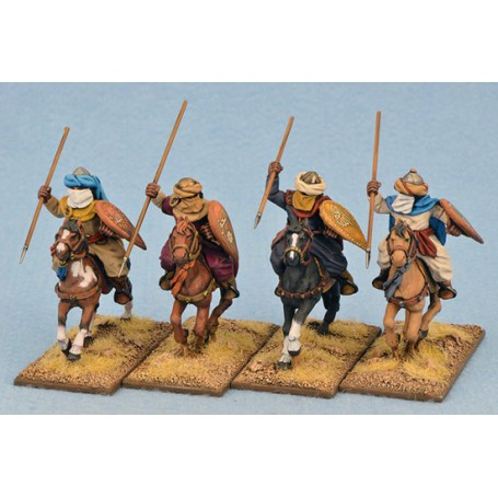 Mutatawwi'a Fanatics (HGuard) on Horses, Saga, le croissant et la croix