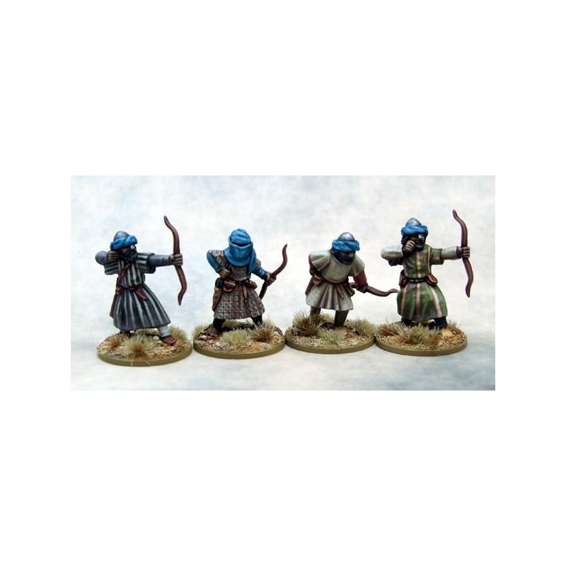 Mutatawwi'a Chosen (Warriors) with Bows, Saga, le croissant et la croix, par le Studio Tomahawk et gripping Beast