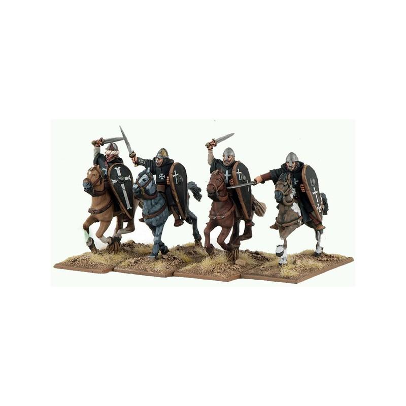 Mounted Brothers (Hearthguard), de Saga, le croissant et la croix par le STUDIO TOMAHAWK.