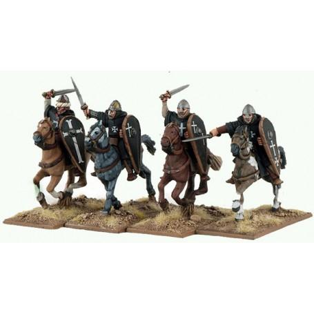 Mounted Brothers (Hearthguard), Saga, le croissant et la croix