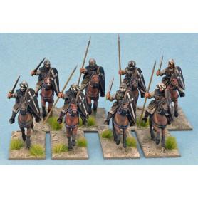 Mounted Sergeants (Warriors), Saga, le croissant et la croix
