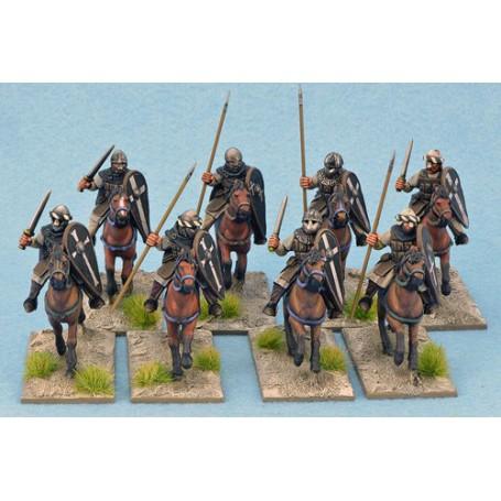 Mounted Sergeants (Warriors), de Saga, le croissant et la croix par le STUDIO TOMAHAWK.