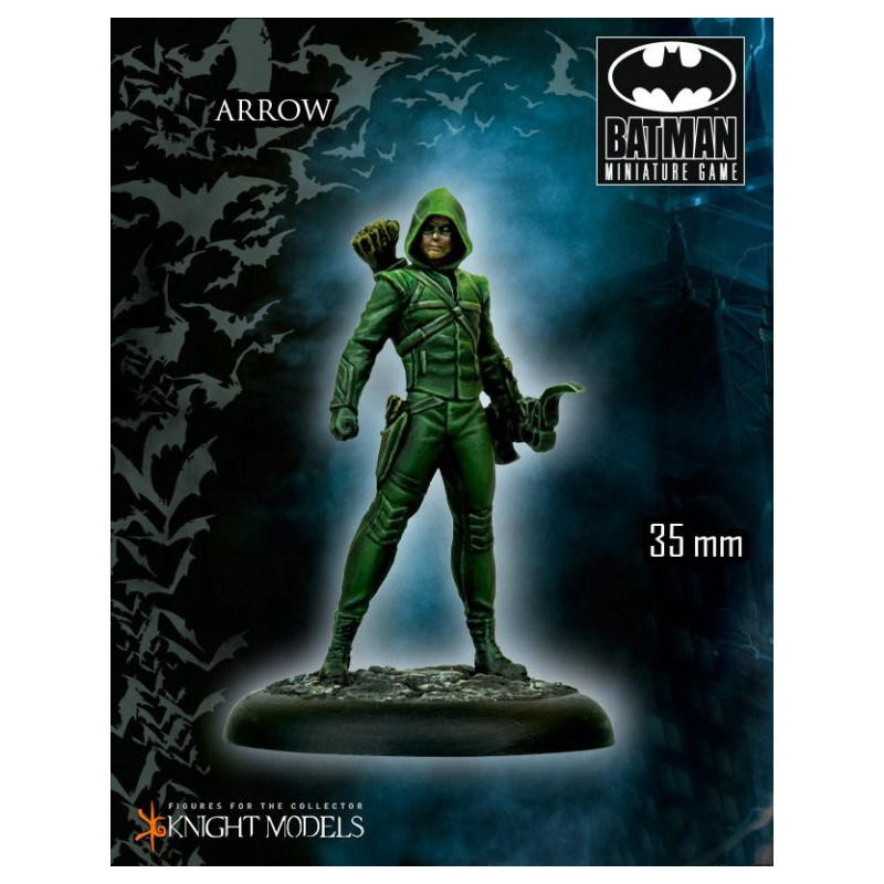 Arrow, Batman The Miniature Games, par Knight Models