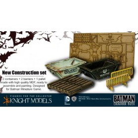 Construction Set I:Scenery