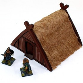 Norse Storehouse/Hut
