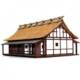 Village Elder's House, parfait pour Bushido ou kensei, par 4Ground