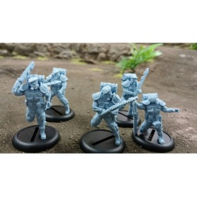 Blood Berets Close Combat Add-on