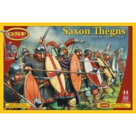 Saxon Thegns, Saga, Viking Age