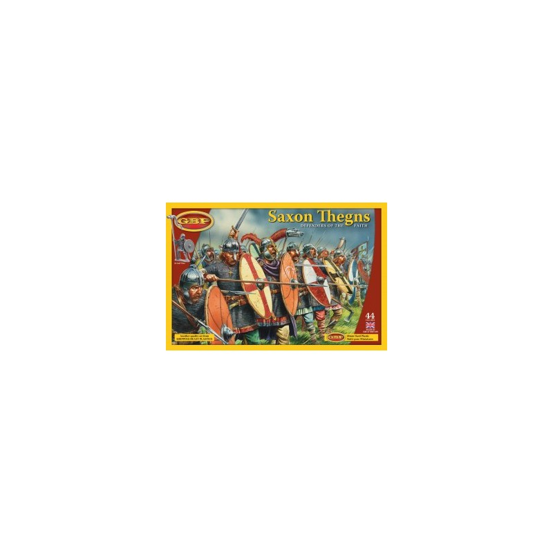Saxon Thegns, Saga, Viking Age, par le Studio Tomahawk et gripping Beast