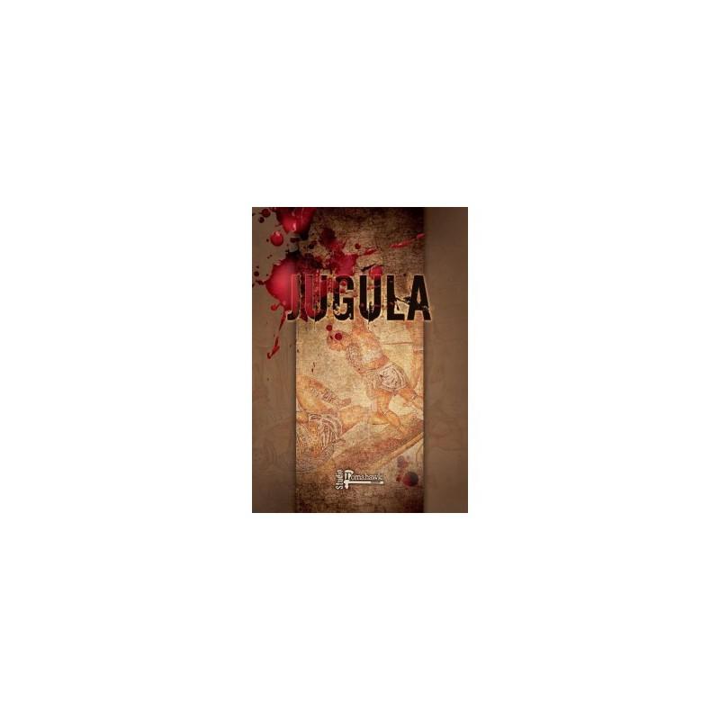 JUGULA Livre de règles, Jugula, par Studio Tomahawk et Gripping Beast