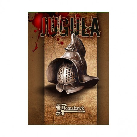 JUGULA Paquet de cartes, Jugula, par Studio Tomahawk et Gripping Beast