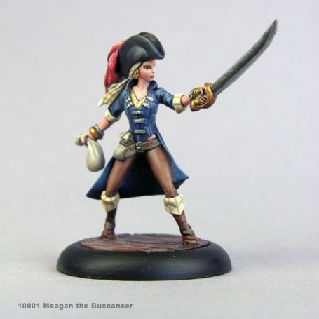 Meagan the Buccaneer, Bombshell Babes