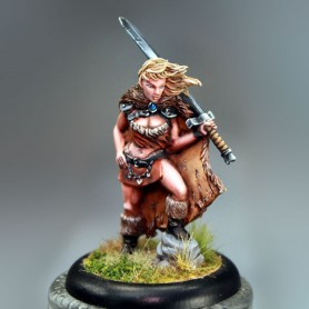Ronja the Barbarian, Bombshell Babes