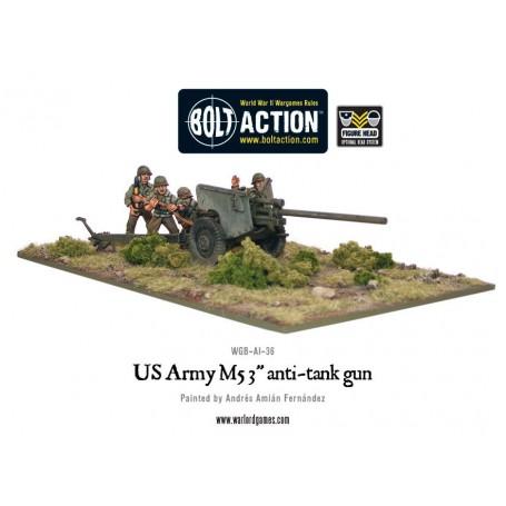 US Army 3'' Anti-Tank Gun