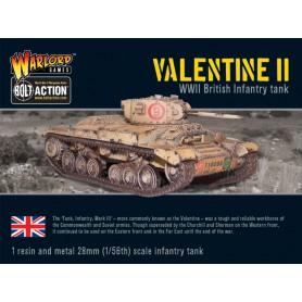 Valentine II Cruiser Tank