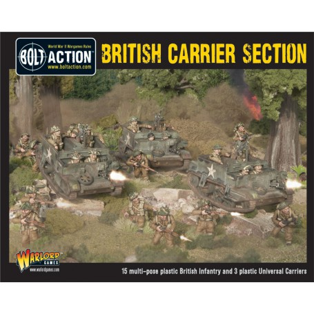British Carrier Section