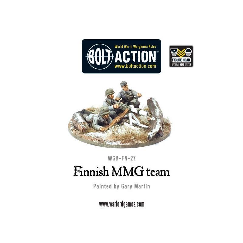 Finnish MMG team