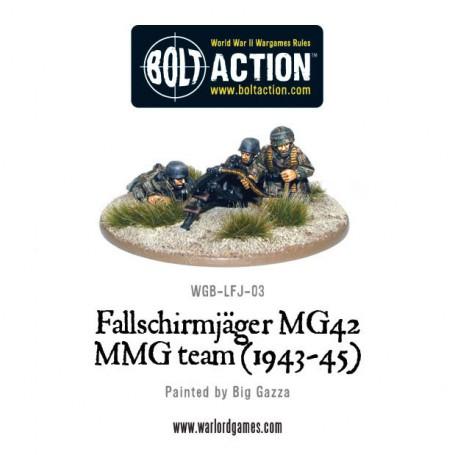 Fallschirmjager MMG