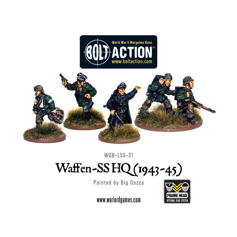 Waffen-SS HQ