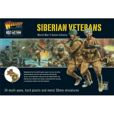Siberian Veterans